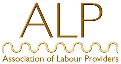 ALP Association of Labour Providers Logo